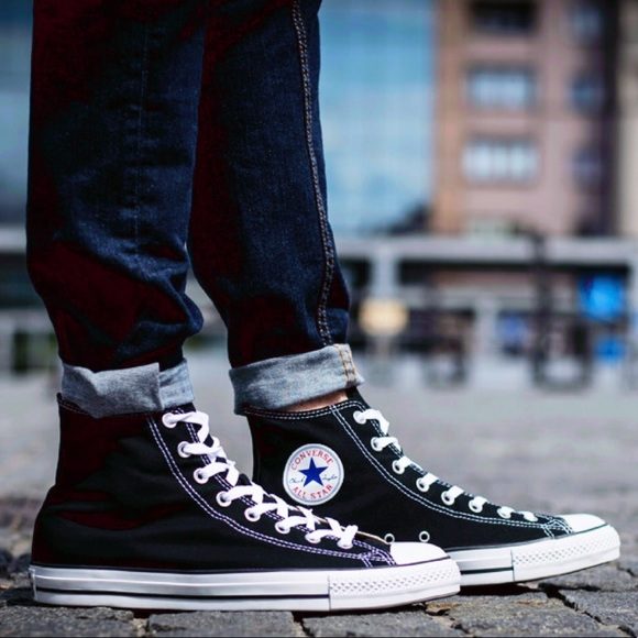 dc1d08a0acfd6d Converse Shoes - Chuck Taylor All Star Classic High-Tops M9160